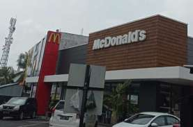 Gerai McDonald's di Palembang Tetap Beroperasi, Menu…