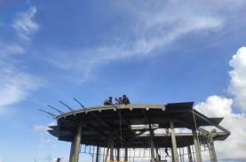 Kembangkan Destinasi Wisata, Meirive Bangun Helipad