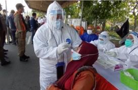 Penyekatan Suramadu Dapati 239 Orang Positif Rapid Antigen