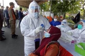 Penyekatan Suramadu Dapati 239 Orang Positif Rapid…