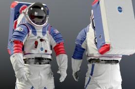 Astronot Punya Baju Luar Angkasa Baru, Ini Kelebihannya