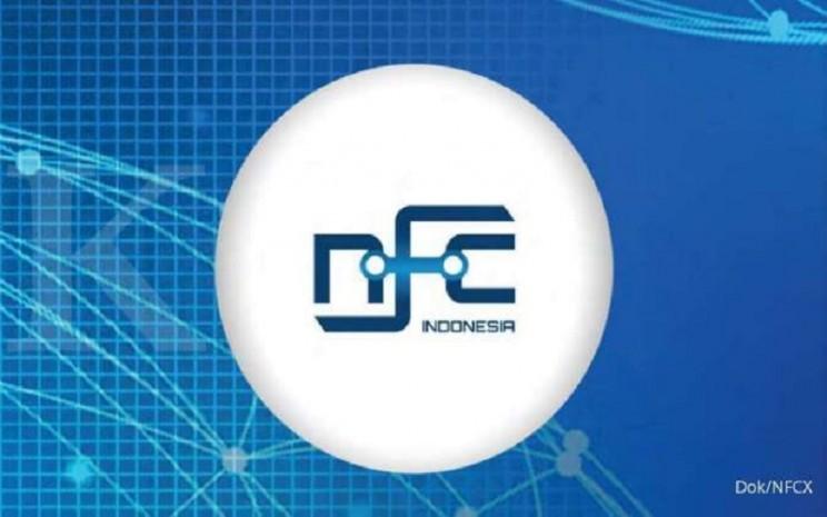 Tampilan logo NFC Indonesia - Istimewa