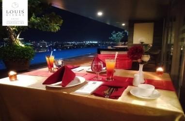 Louis Kienne Simpang Lima Tawarkan Paket Makan Malam Romantis