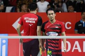 Olimpiade Tokyo: Pebulu tangkis Indonesia Berangkat…