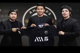 Atta Halilintar Akuisisi Klub Sepak Bola Pati FC