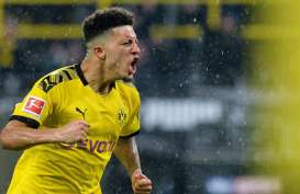 Dortmund Tolak Tawaran Rp1,35 Triliun Manchester United untuk Sancho