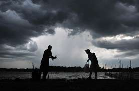 Cuaca Jakarta 11 Juni, Berawan hingga Hujan