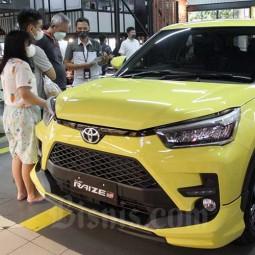 Kalla Toyota Mentargetkan Menjual Mobil Sebanyak 360 Unit Saat Pameran Gebyar Toyota