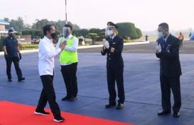 Tinjau Pembangunan Bandara Soedirman di Purbalingga, Jokowi Beri Pujian