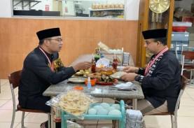 Salat Subuh Bareng Anies, Ridwan Kamil Tambah Peluang…