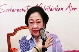 Pengukuhan Gelar Profesor Kehormatan, Megawati Didampingi…