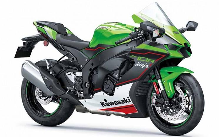 Kawasaki Ninja ZX-10R.  - PT Kawasaki Motor Indonesia (KMI)