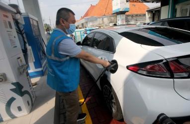 Makassar Punya Stasiun Charge Mobil Listrik, Pertama di Indonesia Timur