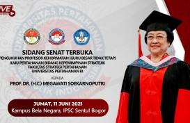Megawati Soekarnoputri Punya 30 Gelar Kehormatan, 9 di Antaranya Doctor HC