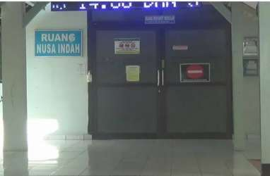 Tenggak Disinfektan, 8 Napi Lapas Denpasar dilarikan ke RSUP Sanglah
