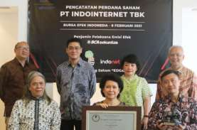 Crossing Saham Rp1,99 Triliun Indointernet (EDGE) dan Manuver Balik Layar Emiten Toto Sugiri