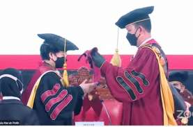 Jadi Profesor Kehormatan, Megawati Singgung Cakra…