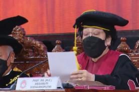 Rektor Universitas Pertahanan Sebut Megawati Putri…