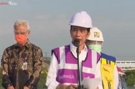 Jokowi Ungkap Keistimewaan Jalan Tol Semarang-Demak,…