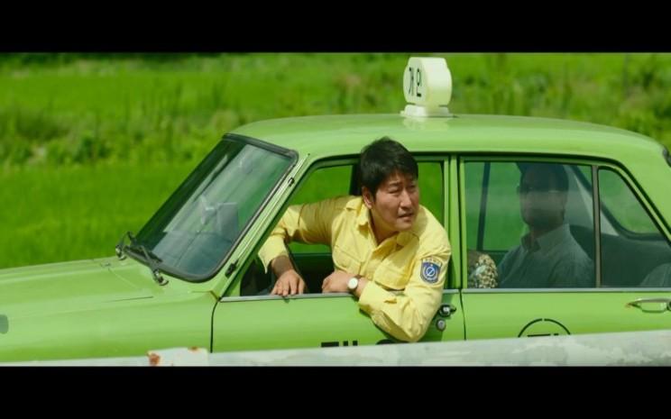 """Drama Korea """"A Taxi Driver"""".  -  imdb.com"""