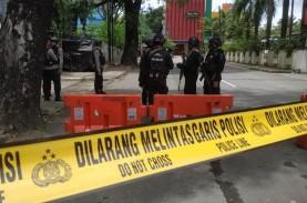 Suami Ditahan, Istri Dua Tersangka Teroris Makassar…