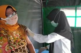 Vaksinasi Covid-19 untuk Lansia di Riau Belum Capai…