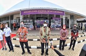 Bandara JB Soedirman Mampu Layani 3.000 Orang per…