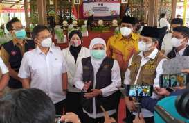 Dorong Vaksinasi, Pemkab Bangkalan Bujuk Warganya Pakai 10 Ton Sembako