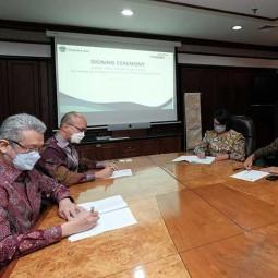 PT Chandra Asri Petrochemical Tbk. Terima Fasilitas Pembiayaan Dari Bank Mandiri Senilai Rp4 Triliun