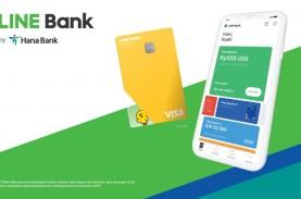 Begini Ternyata, Tujuan Bank KEB Hana Rilis Line Bank…