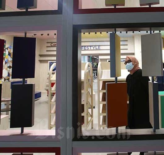 Carta Laminates Kolaborasi dengan Desainer Lokal Hadirkan Pameran Instalasi Bertema Unity through Creativity