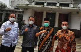 PWI Komitmen Berkontribusi pada Pembangunan Kota Bandung