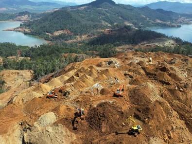 Tidak Ada Izin, PT Tiran Mineral Tetap Menambang Nikel di Kawasan Hutan Produksi Sulawesi Tenggara