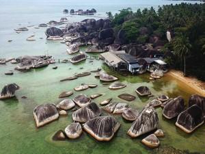 Potensi Wisata Geologi di Kawasan Natuna