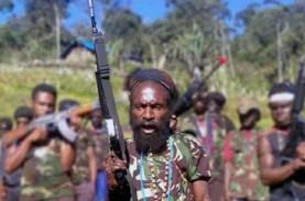 Polres Mimika Tangkap Satu DPO Teroris KKB di Papua