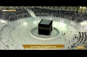 Haji 2021 Hanya untuk Warga di Arab Saudi, Ini Syaratnya