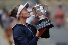 Krejcikova Juara Prancis Terbuka, Penghormatan bagi…