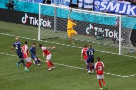Euro 2020, Grup B: Babak Pertama Denmark vs Finlandia…