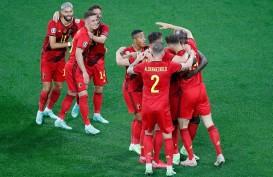 Kalahkan Rusia 3-0, Belgia Pimpin Klasemen Grup B Euro 2020