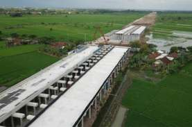 Proyek Tol Semarang-Demak Seksi 2 Rampung Medio Tahun…