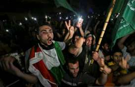 Israel Tangkap Sejuta Warga Palestina dalam 54 Tahun Terakhir