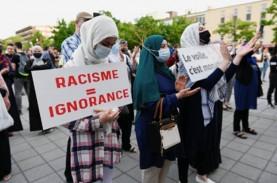 Keluarga Muslim Kanada Korban Penyerangan Dimakamkan,…