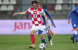 Prediksi Inggris Vs Kroasia: Sadar Kekuatan Tim, Modric Pilih Realistis