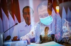Presiden Jokowi Minta Kota Bandung Ketat Soal PPKM Mikro