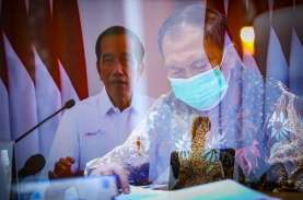 Presiden Jokowi Minta Kota Bandung Ketat Soal PPKM…