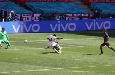 Inggris Sikat Kroasia di Grup D Piala Eropa (Euro 2020), Gol Sterling