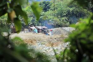 Tambang Emas Ilegal Masih Banyak di Aceh