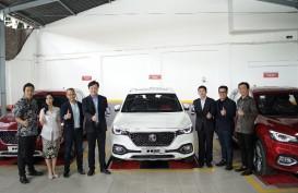 Resmikan Outlet Malang, MG Motor Perkenalkan Mobil Otonom Pertama