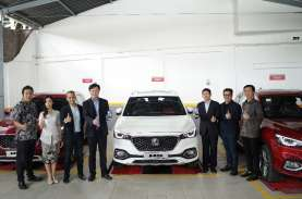Resmikan Outlet Malang, MG Motor Perkenalkan Mobil…