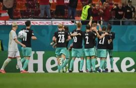 Euro 2020, Dua Pemain Pengganti Bawa Austria Sikat Makedonia Utara